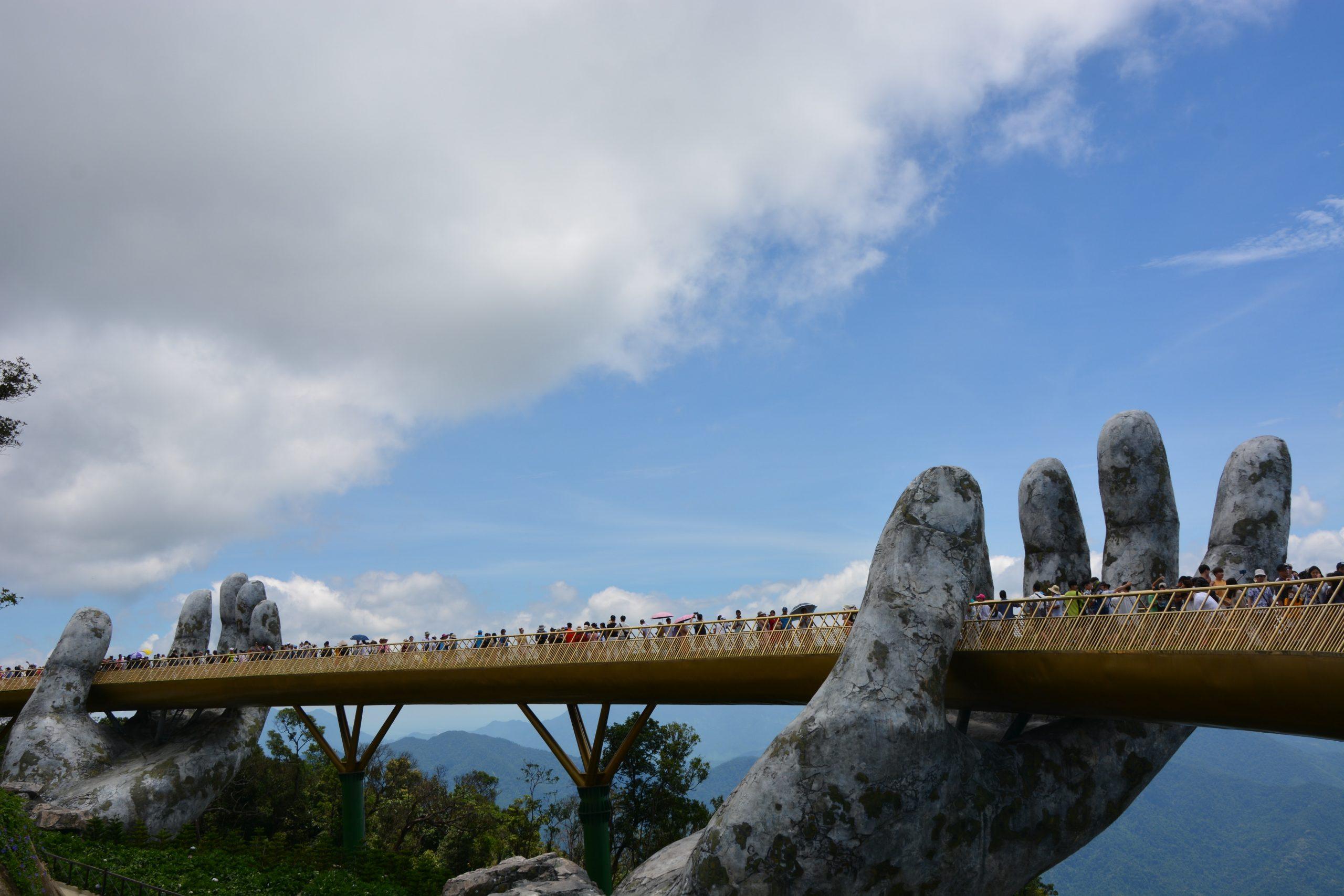 Ponte delle mani in Vietnam cos'è, storia