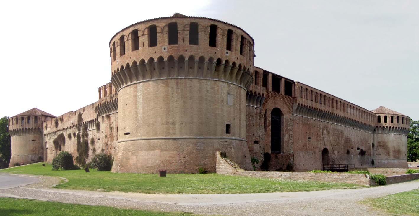 Rocca Sforzesca di Imola storia