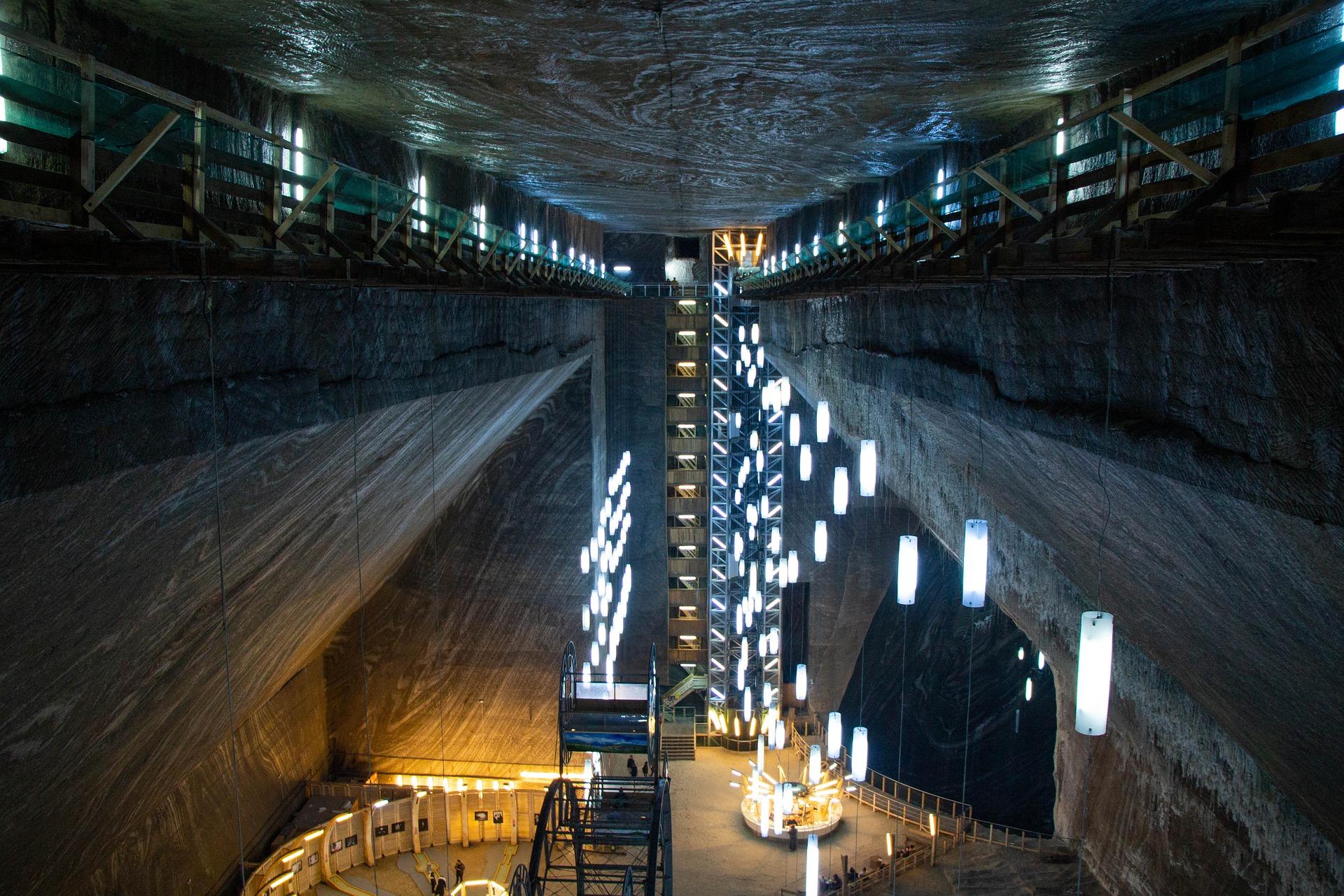 Miniere di Sale di Turda