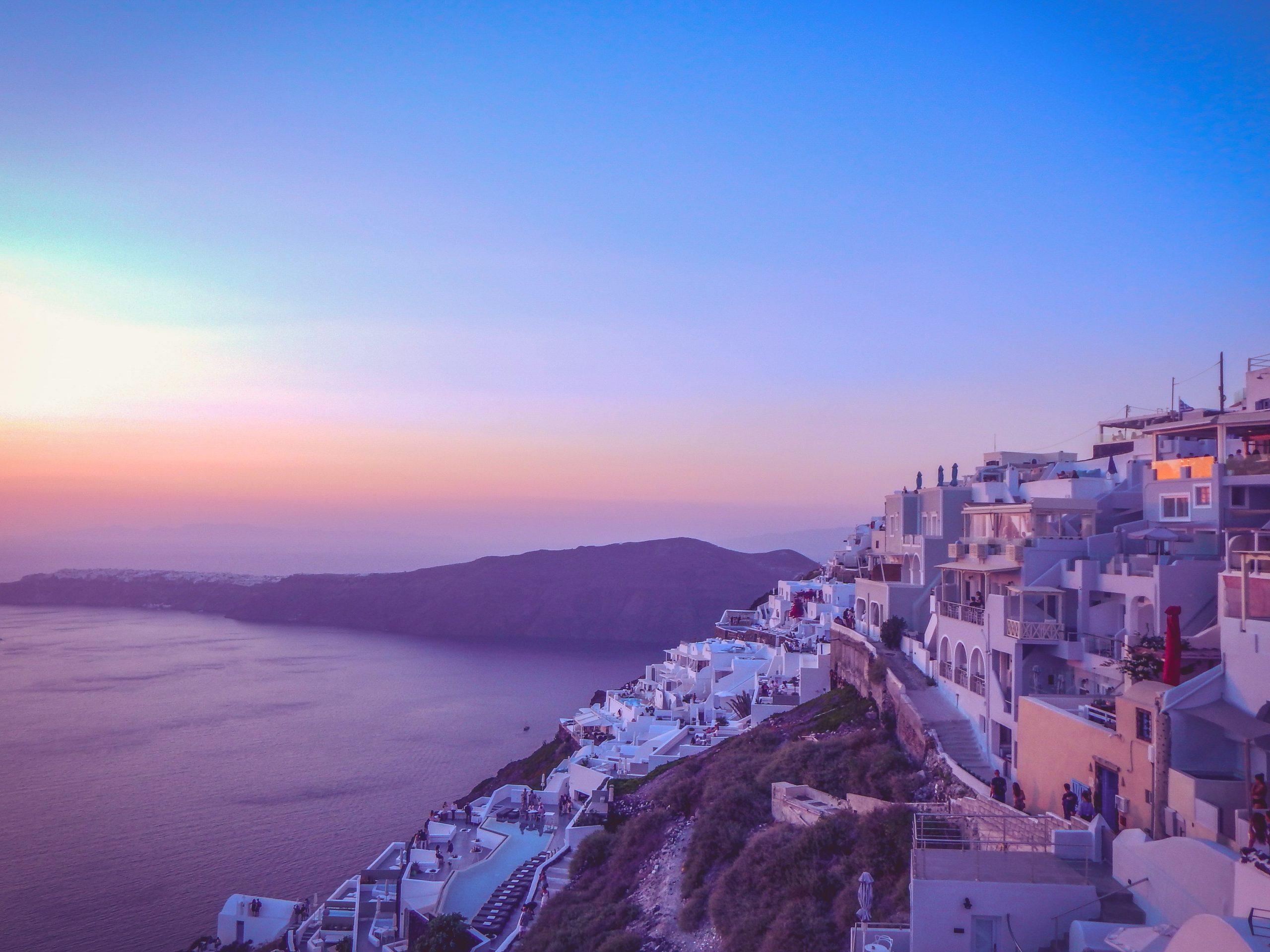 Santorini cosa vedere in 4 giorni