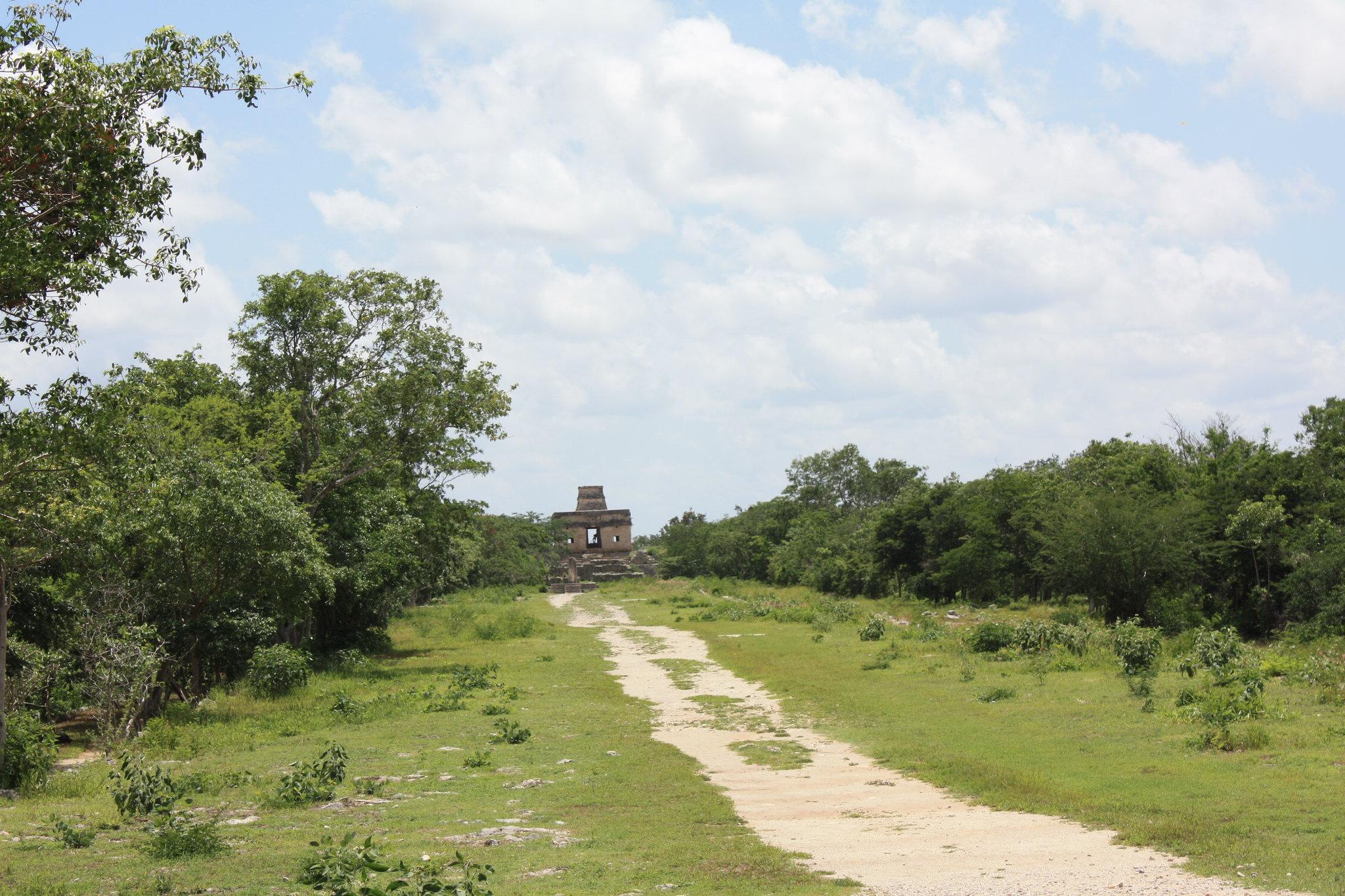 strada bianca yucatan