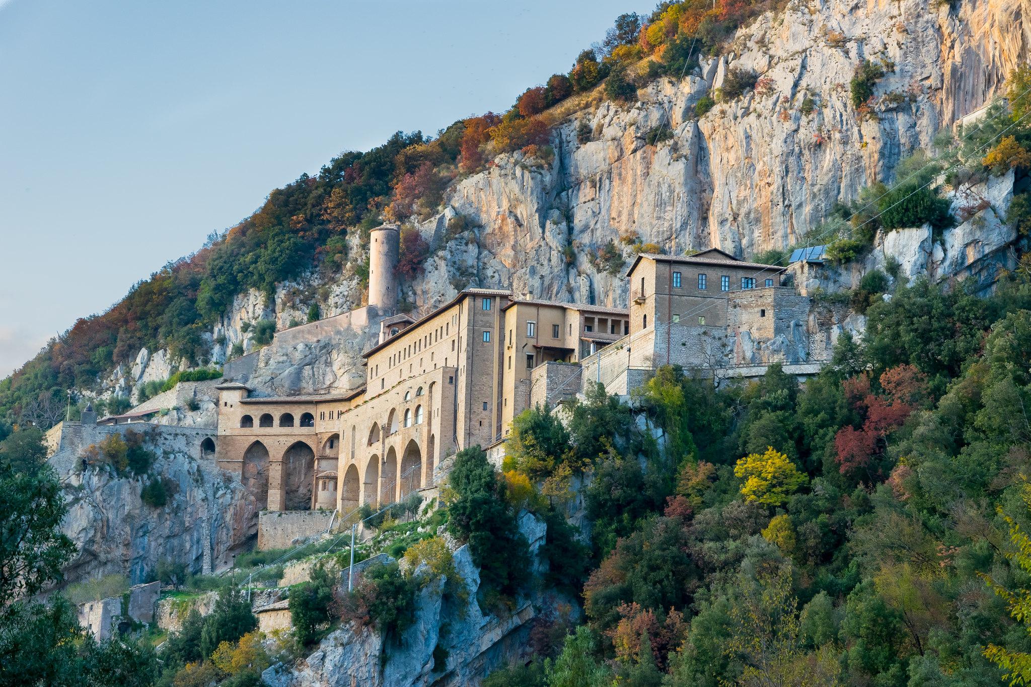 subiaco monastero di san benedetto