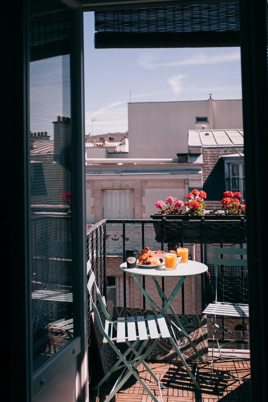 terrazzino parigino