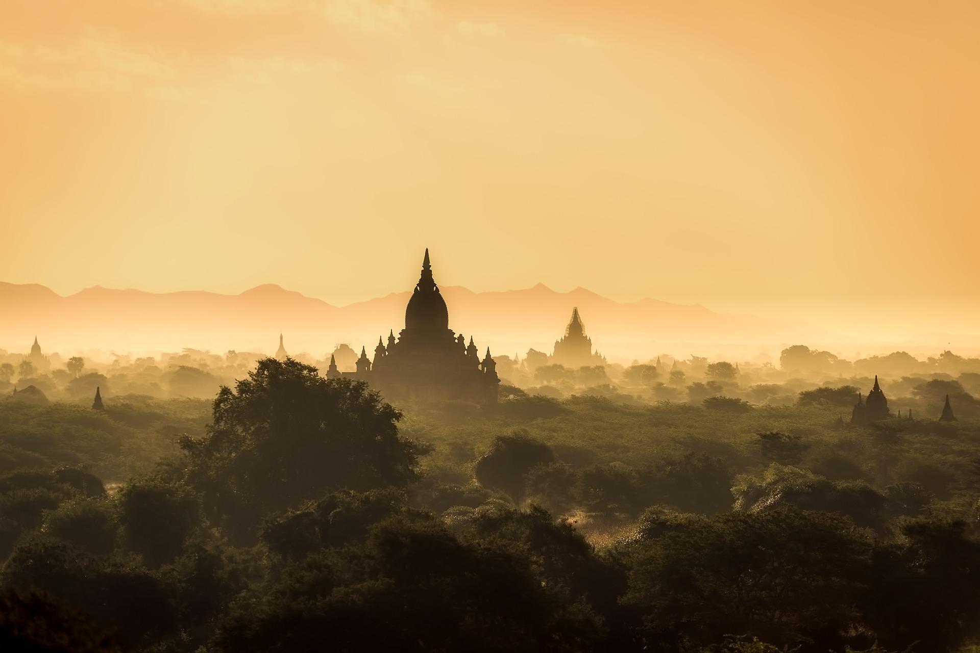 viaggio in solitaria myanmar