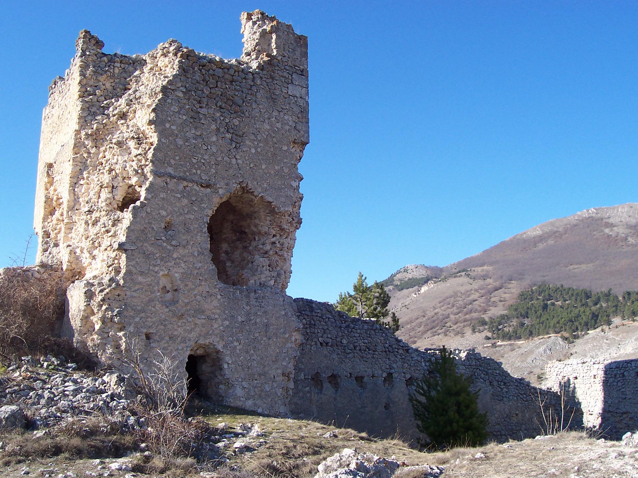 castello barisciano