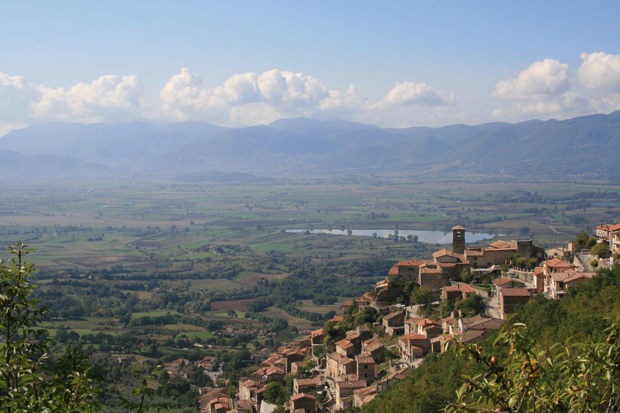 convento di Poggio Bustone