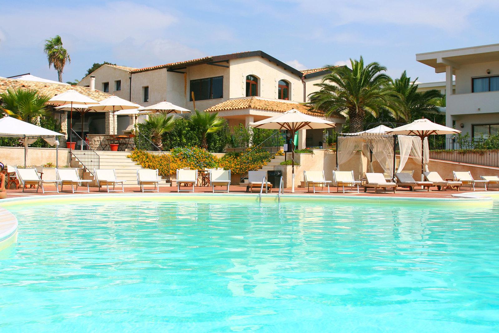 Affitto villa con piscina sicilia