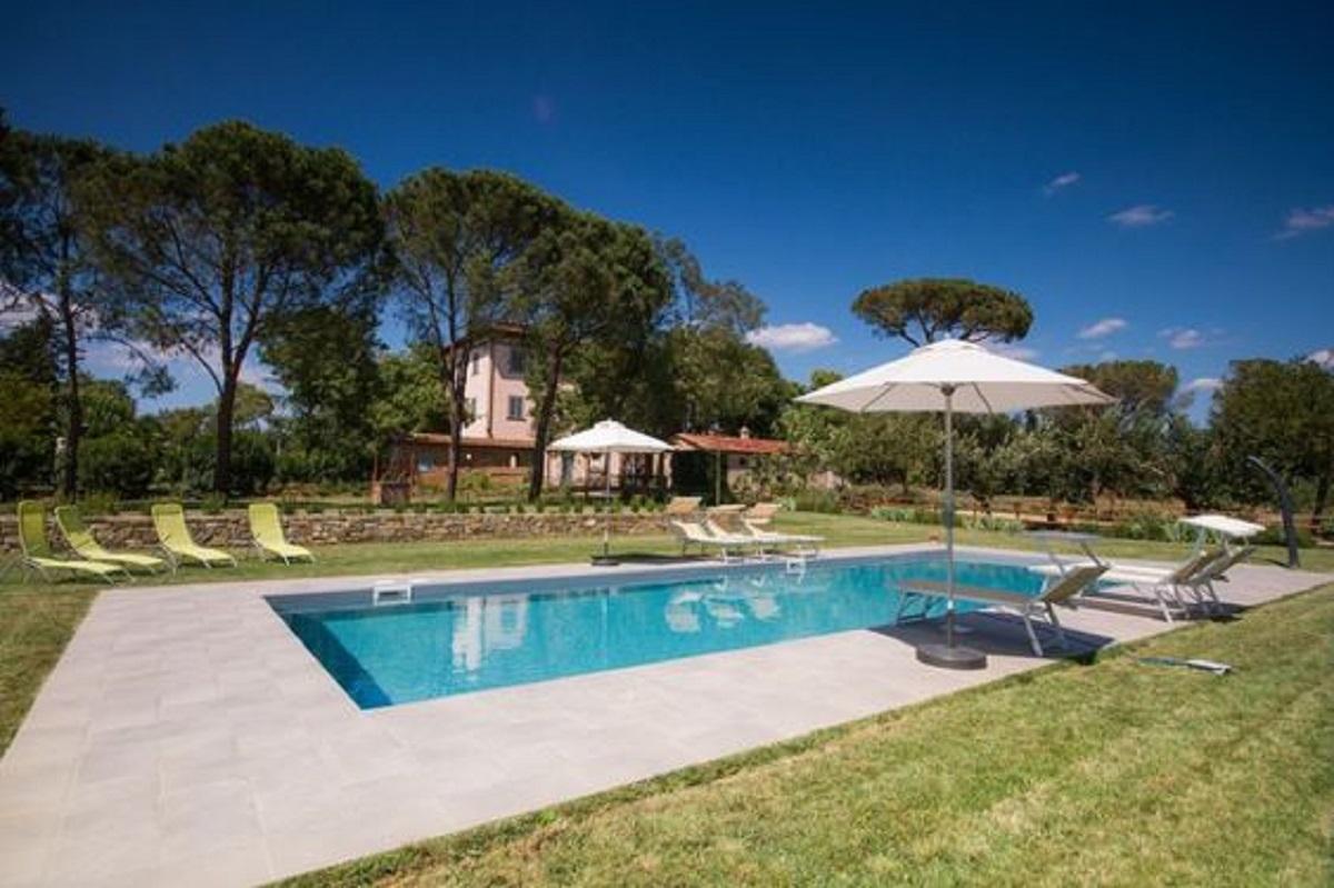 Affitto villa con piscina toscana