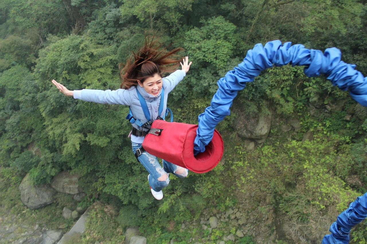 bungee jumping biella