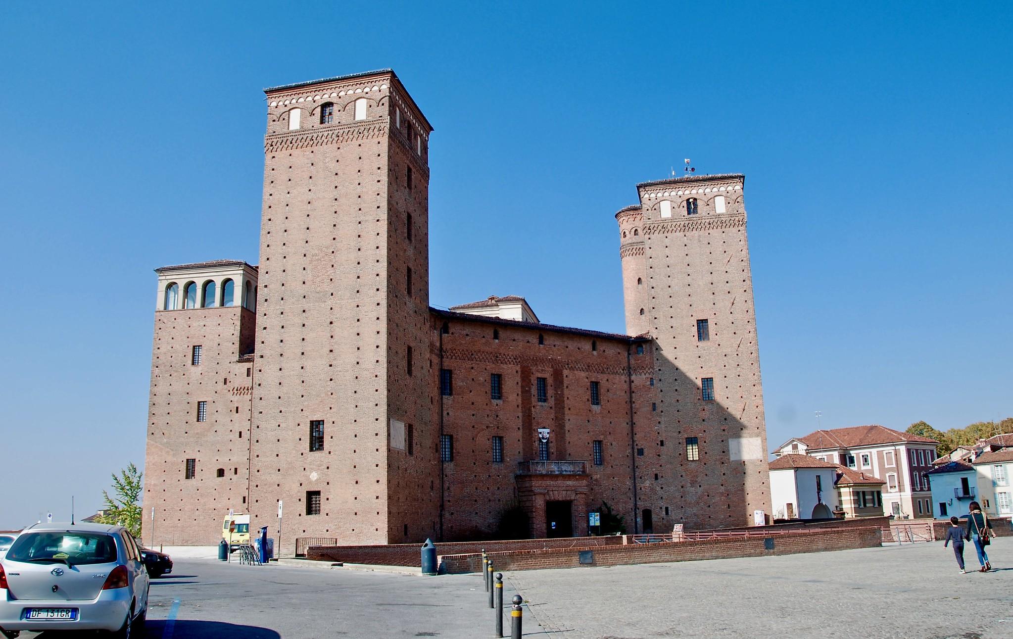 Castello Acaja di Fossano