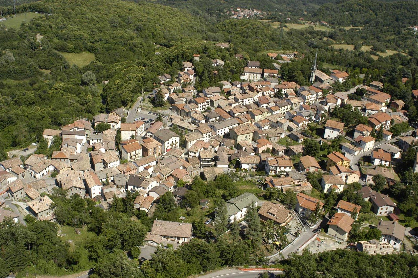 Cervarezza Terme in Reggio Emilia