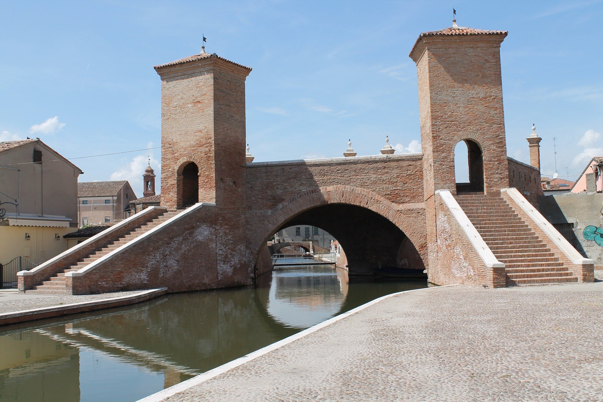città italiane sui fiumi