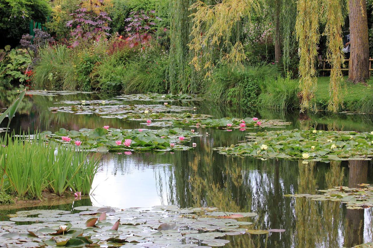 Giverny, Francia cosa vedere