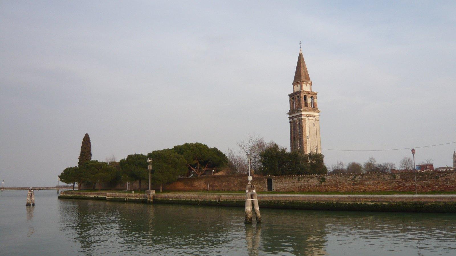isola di mazzorbo venezia