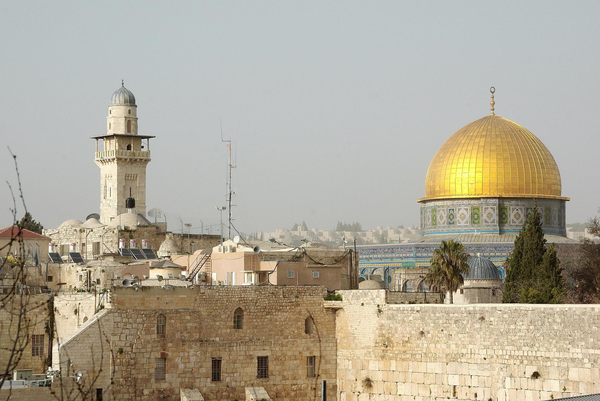 Israele e Palestina cosa vedere