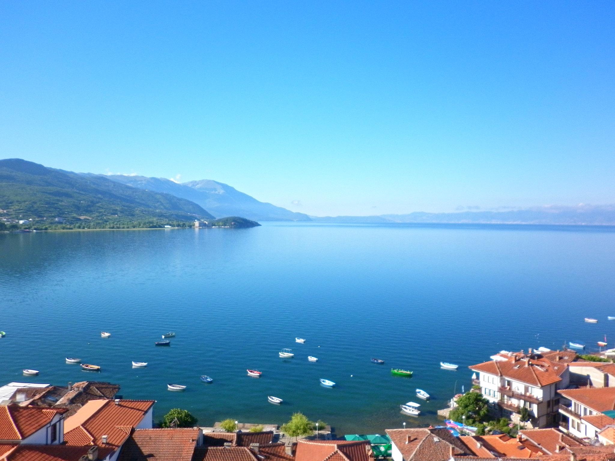 Lago di Ocrida origine, dove si trova e cosa vedere