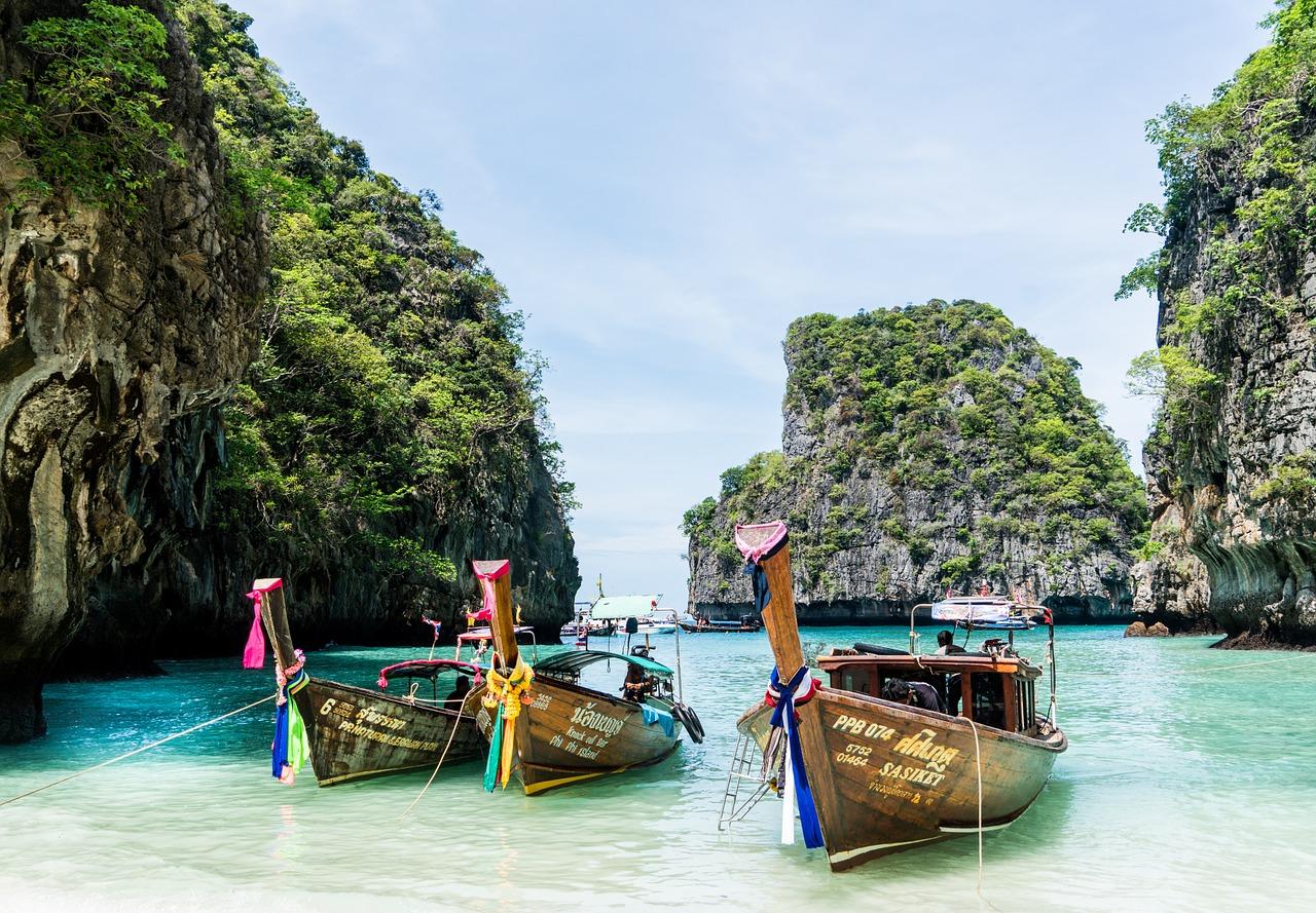 Mar delle Andamane, Thailandia