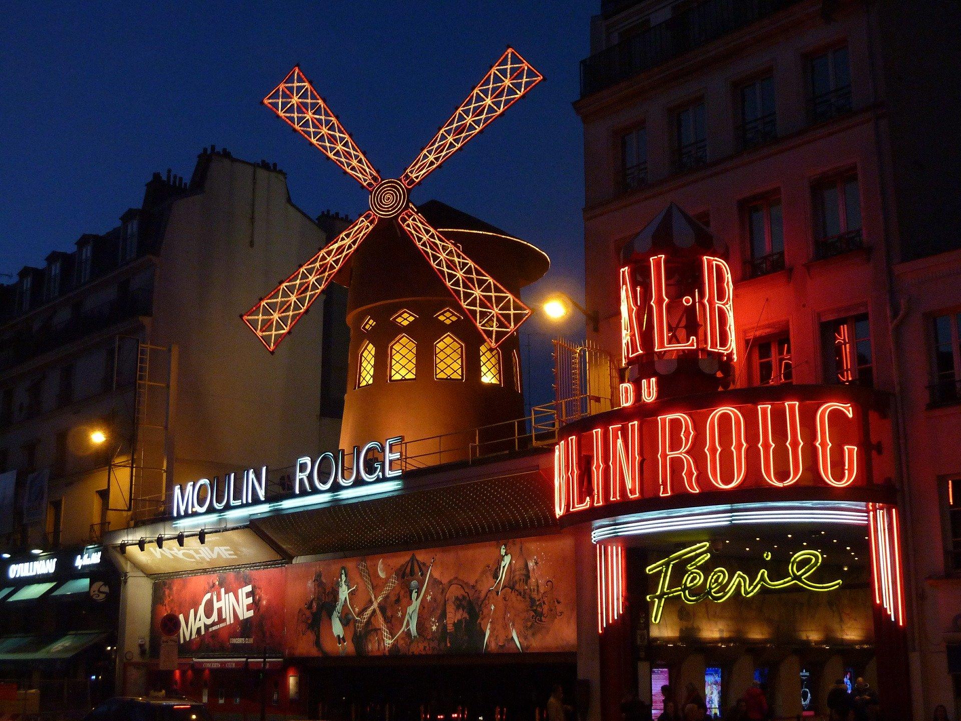 Moulin Rouge Parigi: