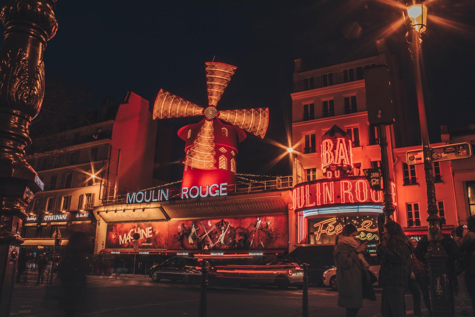 Moulin Rouge Parigi biglietti prezzi prenotazioni