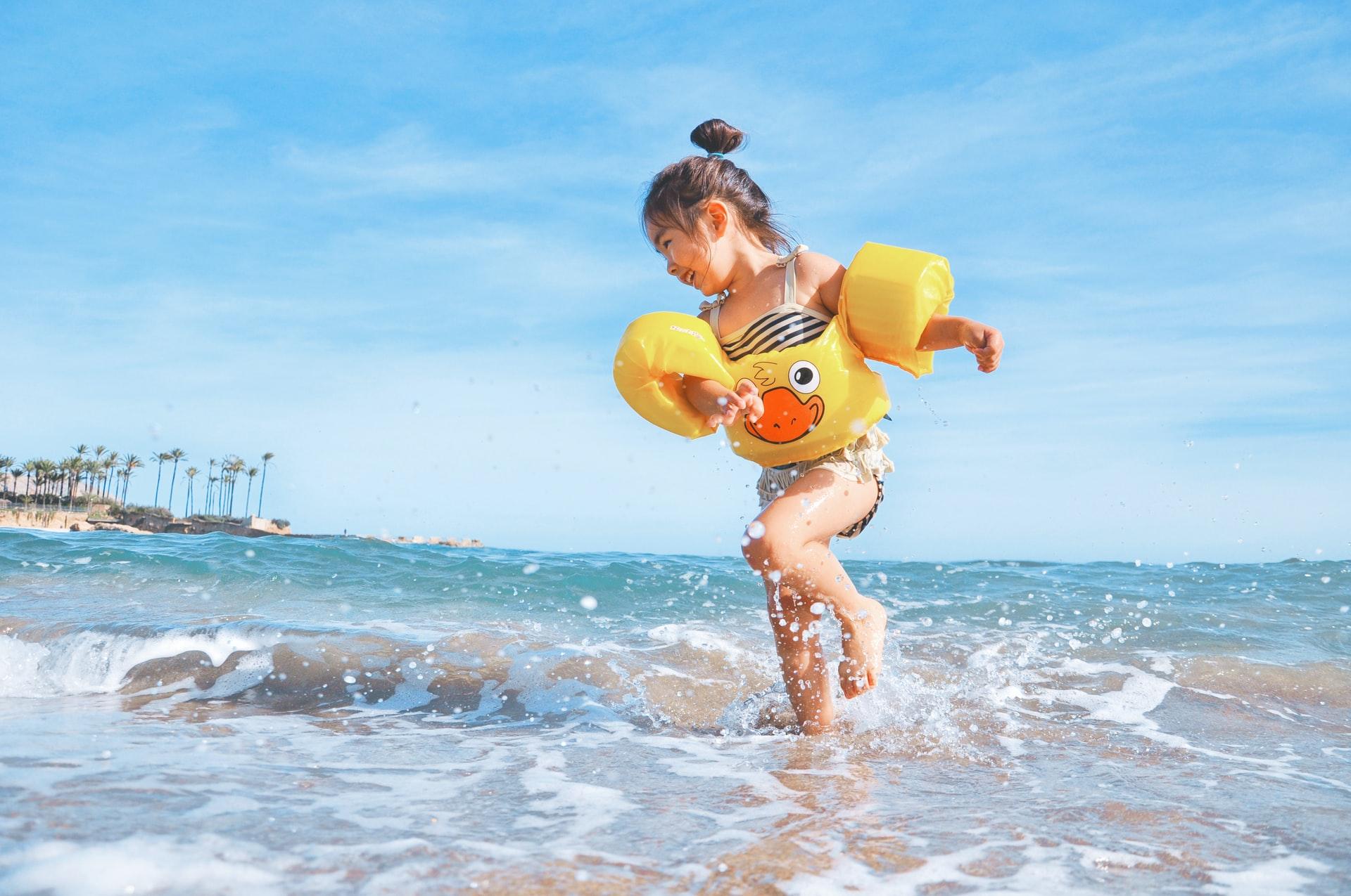 Vacanze con i bambini al mare