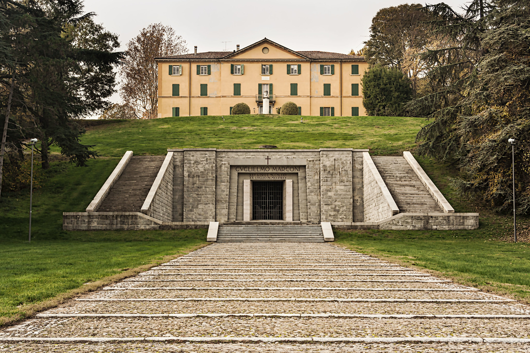 villa griffone bologna