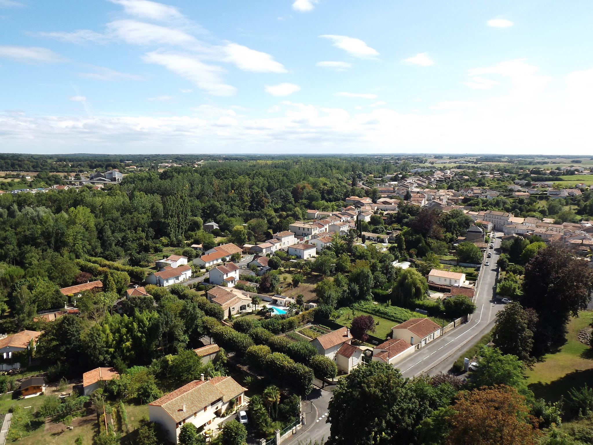 Villaggio di Pons in Francia