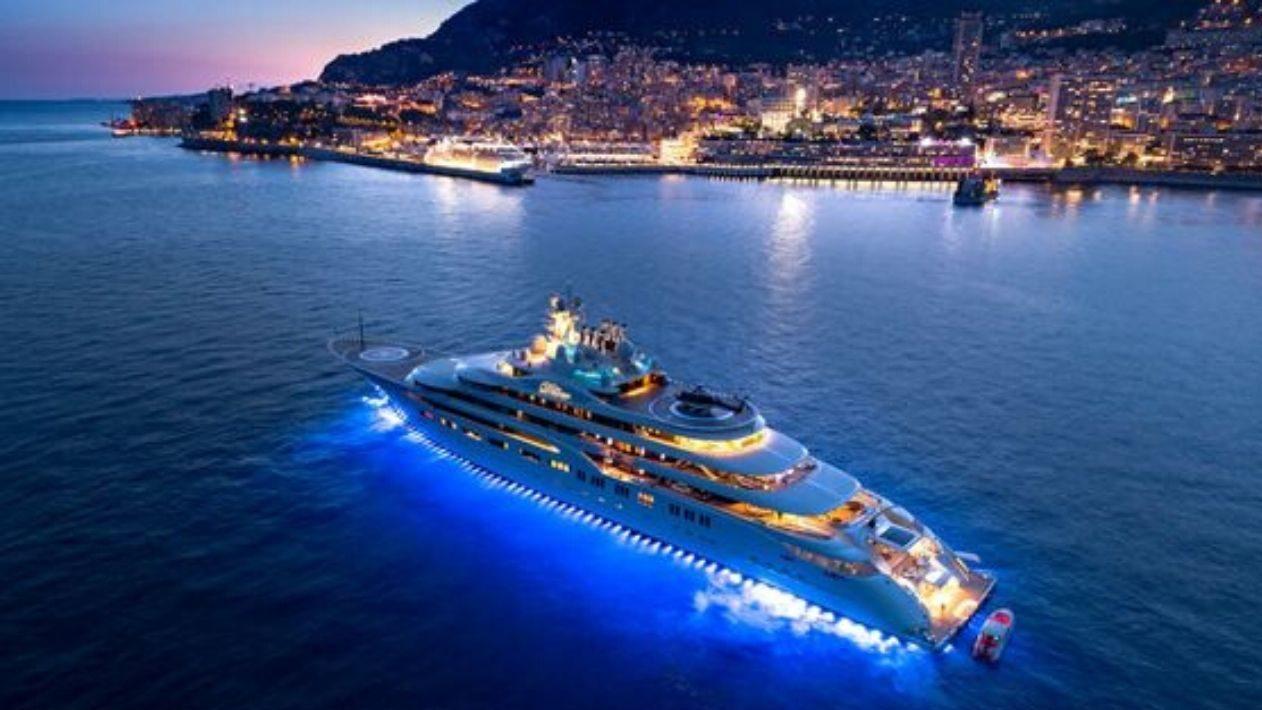 affitto yacht di lusso
