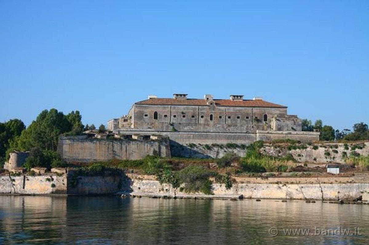 storia del castello svevo di augusta