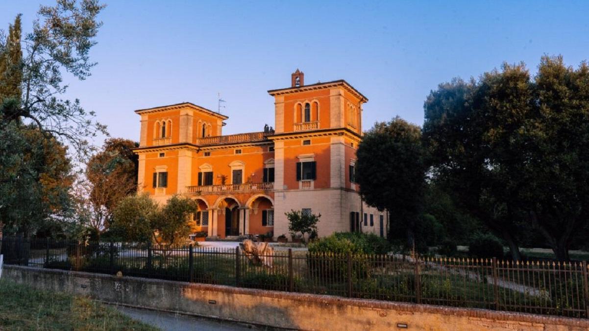 villa lena toscana