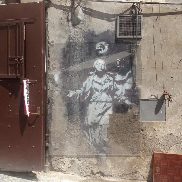 Madonna con la Pistola