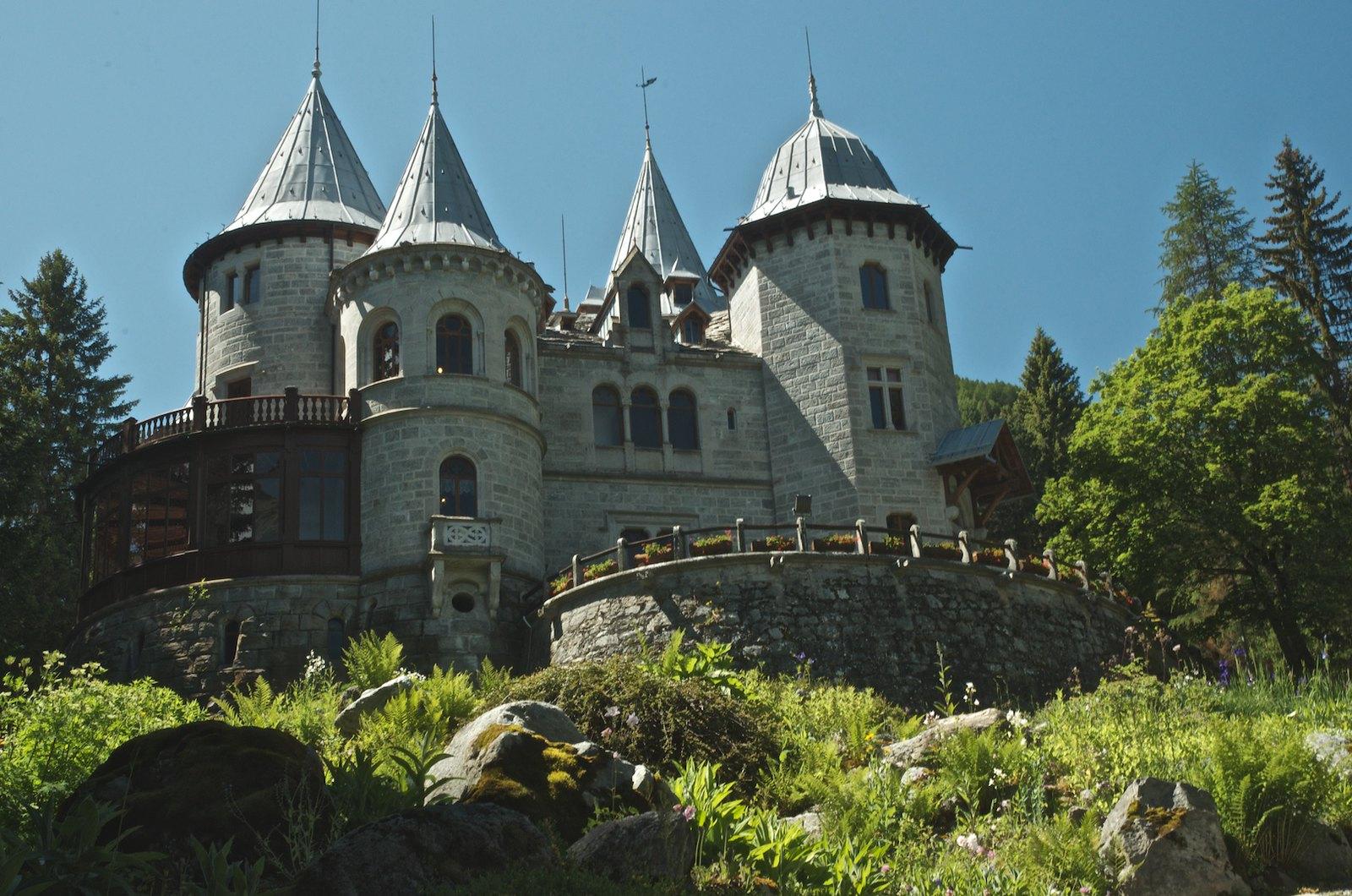 castel savoia gressoney orari e come arrivare