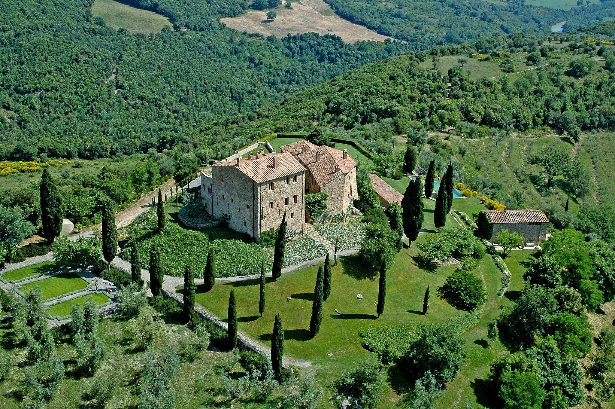 castello di vicarello grosseto