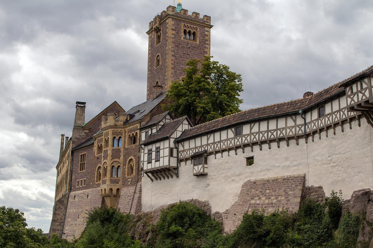 castello di wartburg lutero