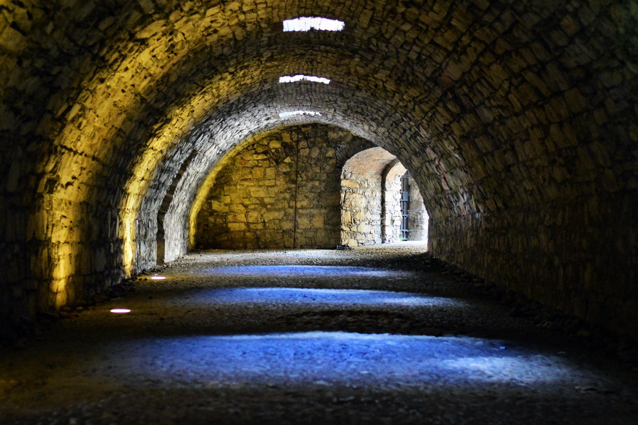 città sotterranee nord italia