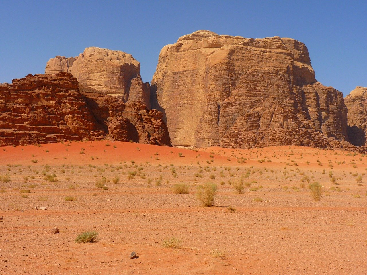 cosa vedere nel deserto del negev