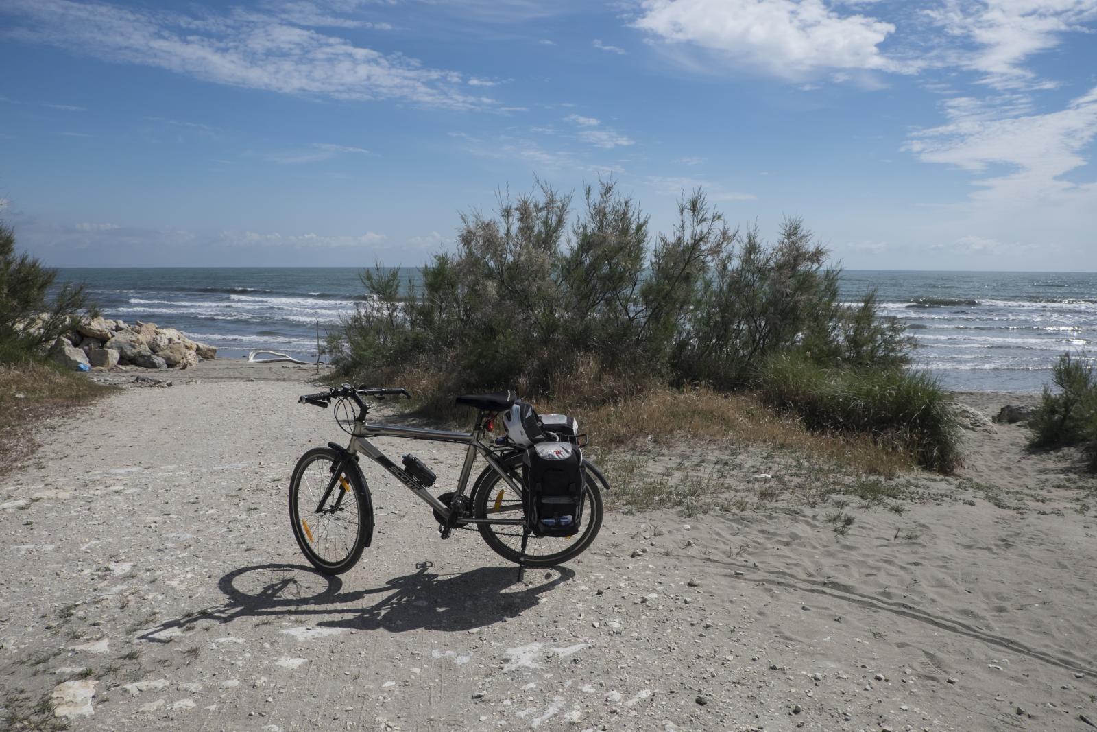 delta del po in bici itinerari