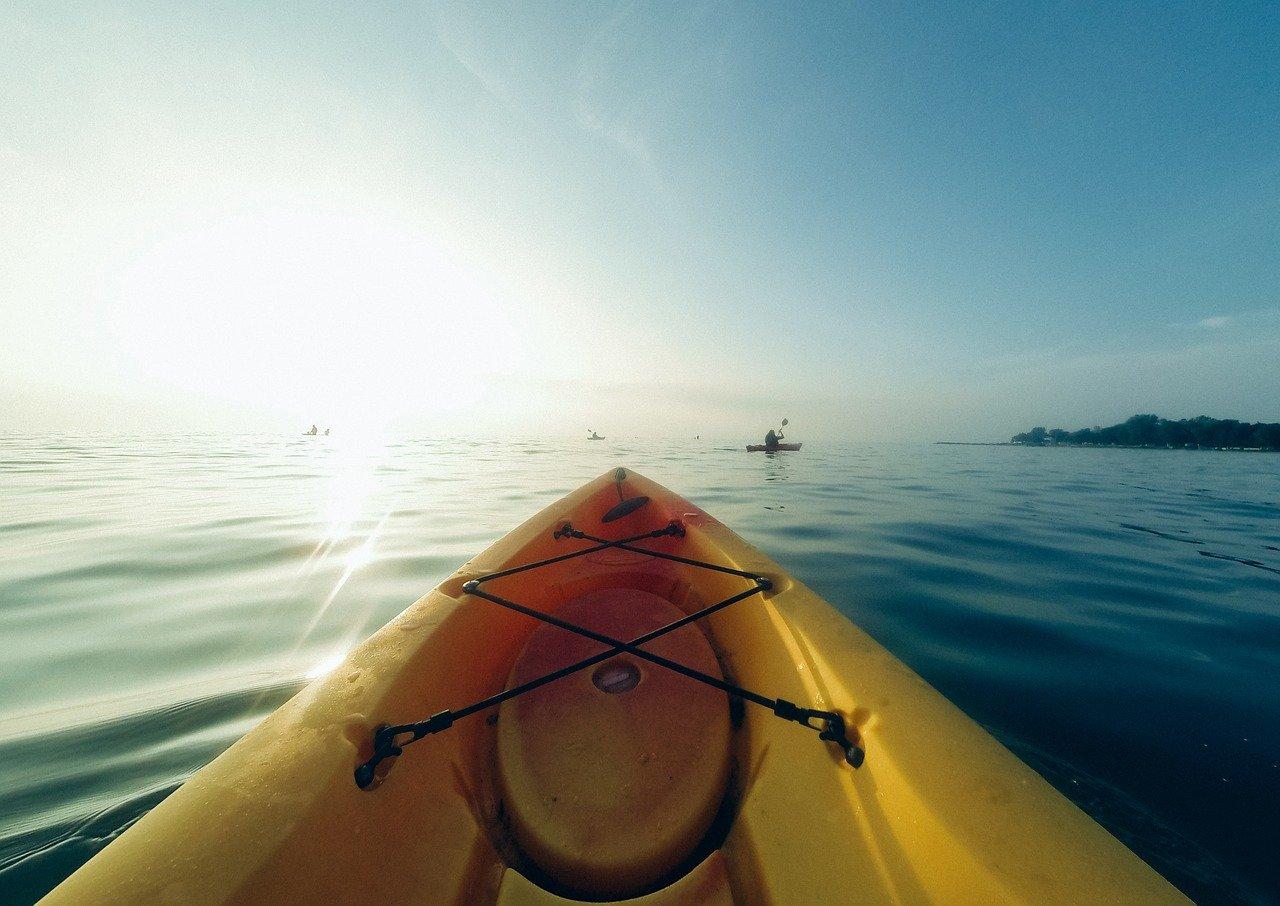 Dove fare kayak in Veneto
