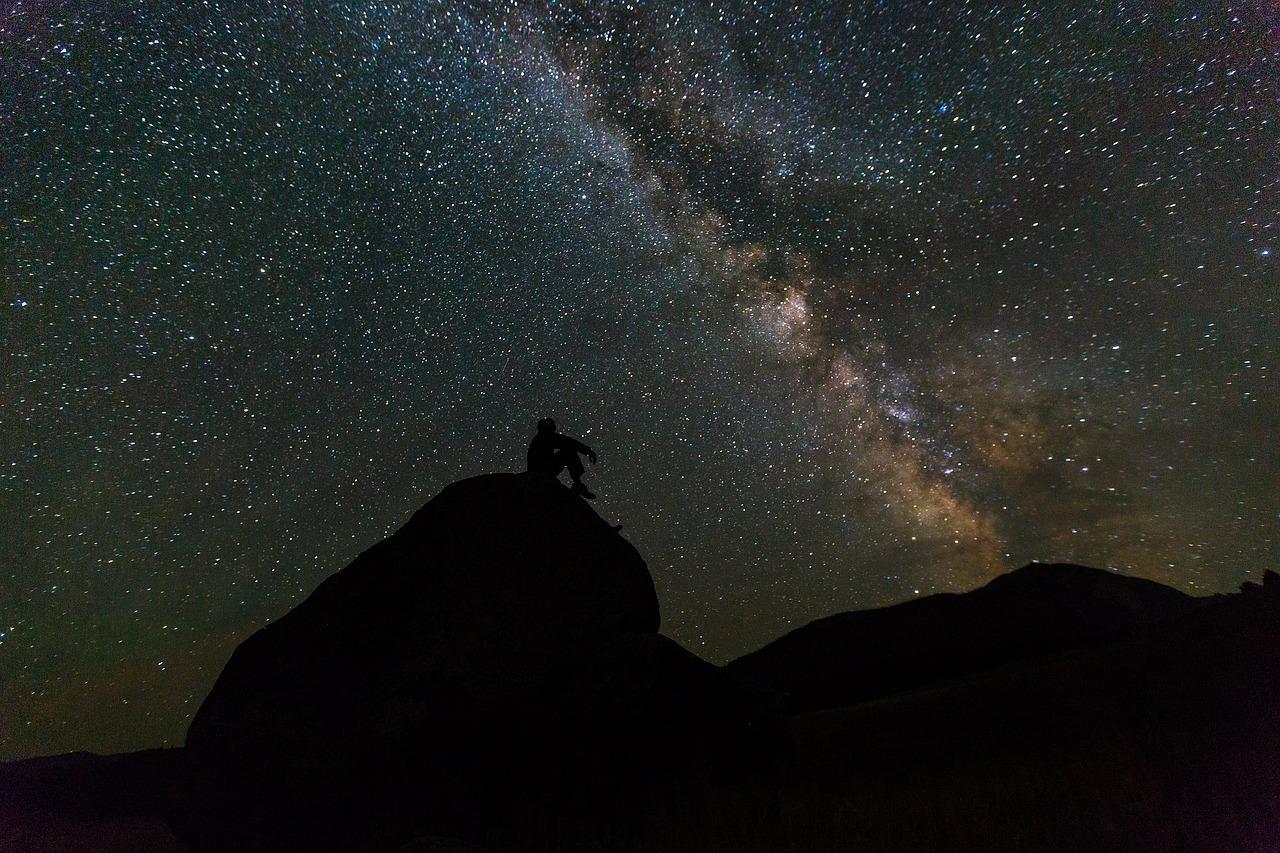 dove vedere le stelle nel mondo