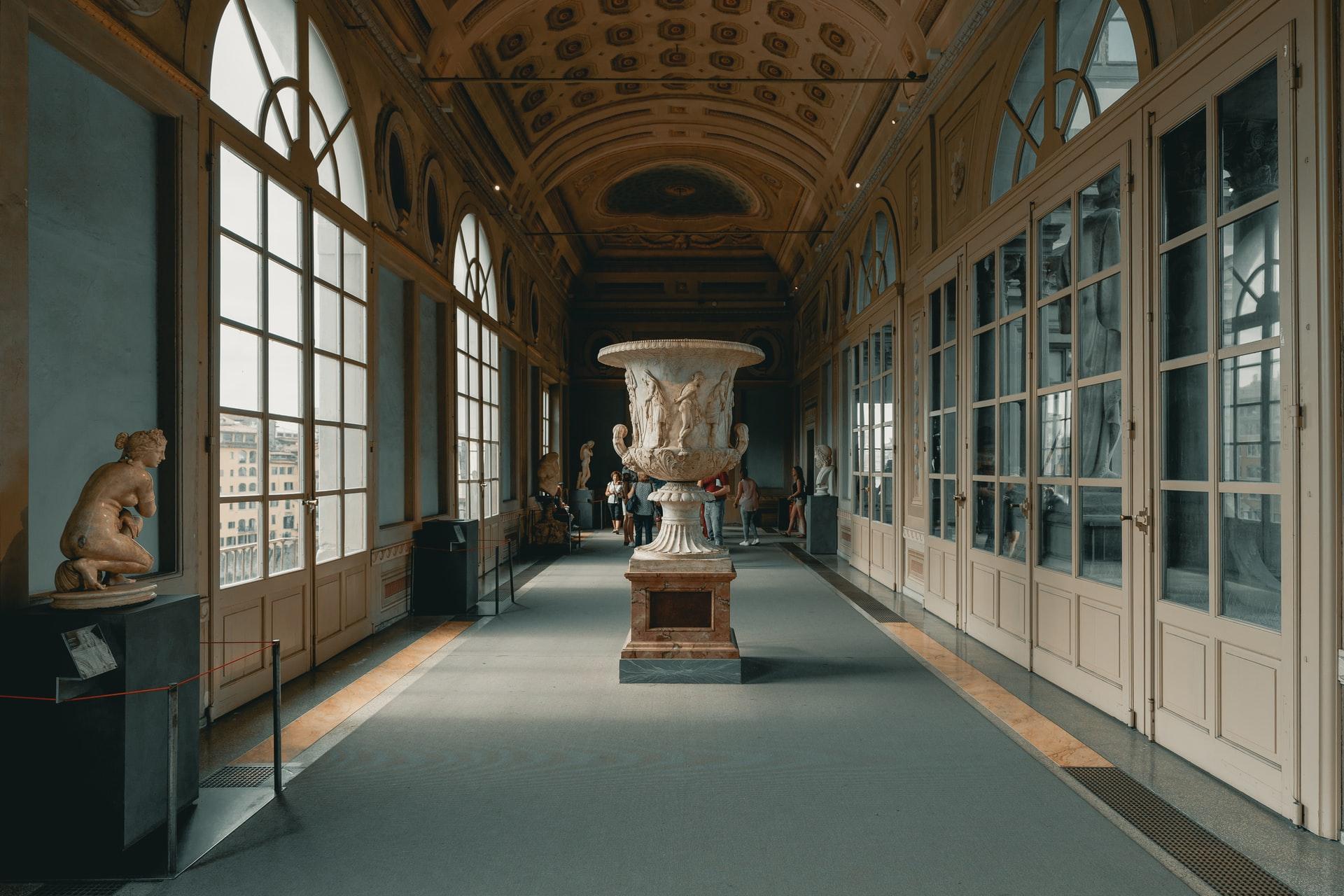 Galleria degli Uffizi Firenze Tour Virtuale