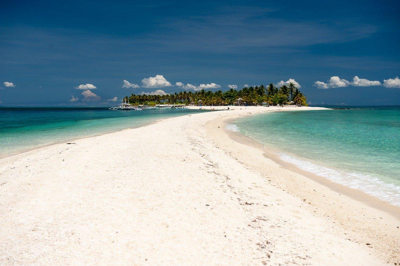 kalanggaman island filippine