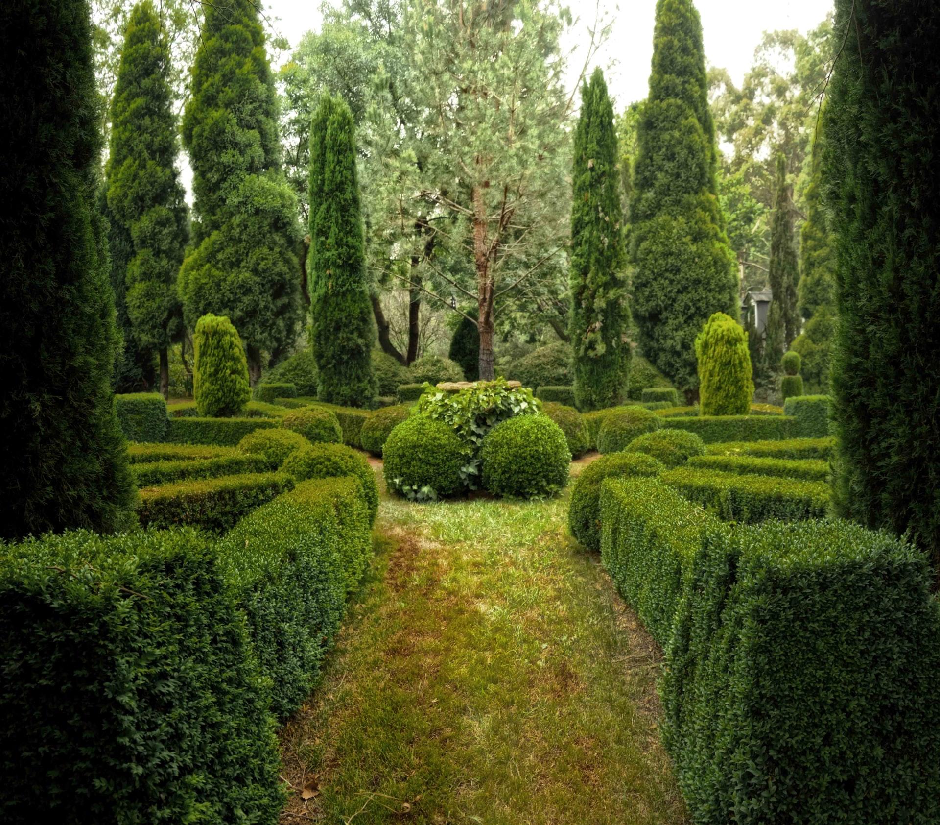 labirinti in italia da visitare
