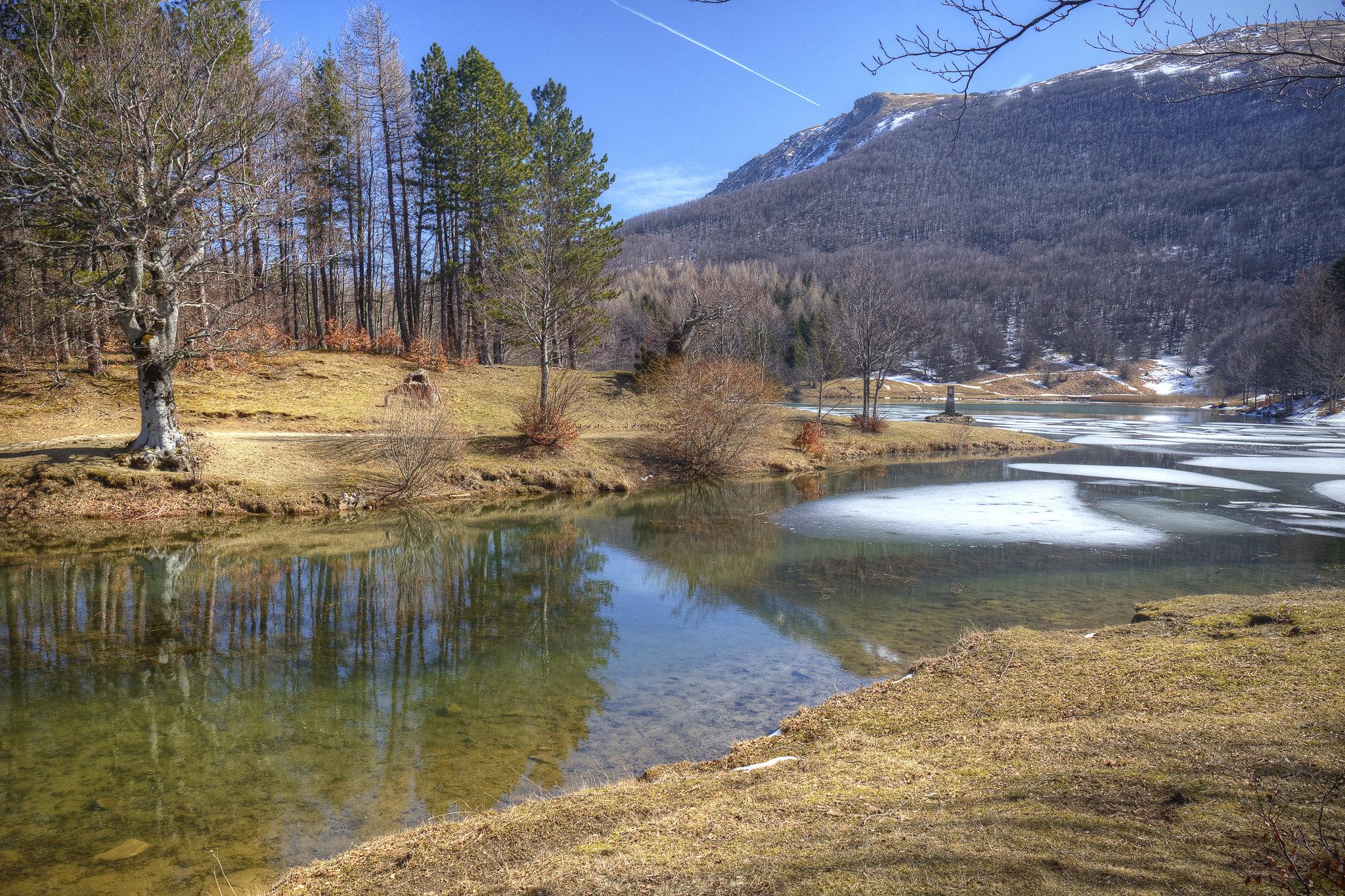 Lago Calamone Monte Ventasso trekking