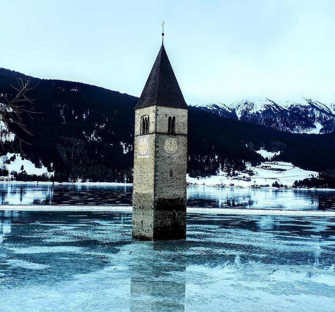 lago campanile