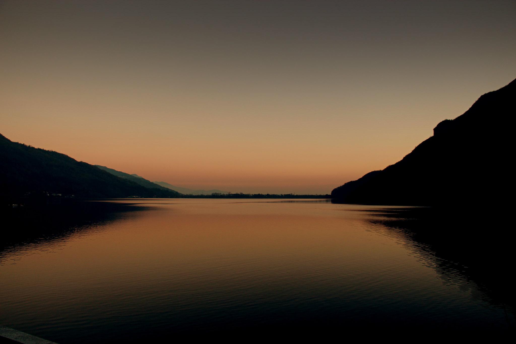 lago di mergozzo origine