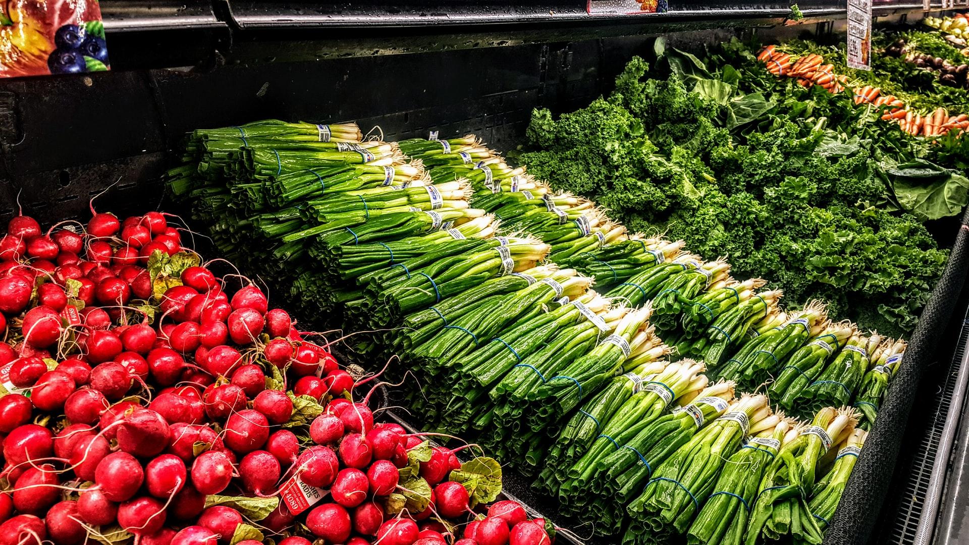 mercato contadino più grande del sud a Napoli