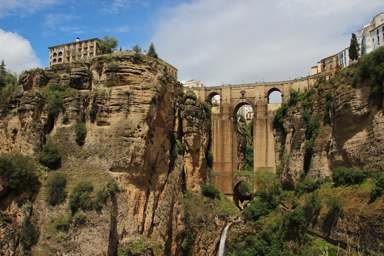paesi più belli dell'andalusia