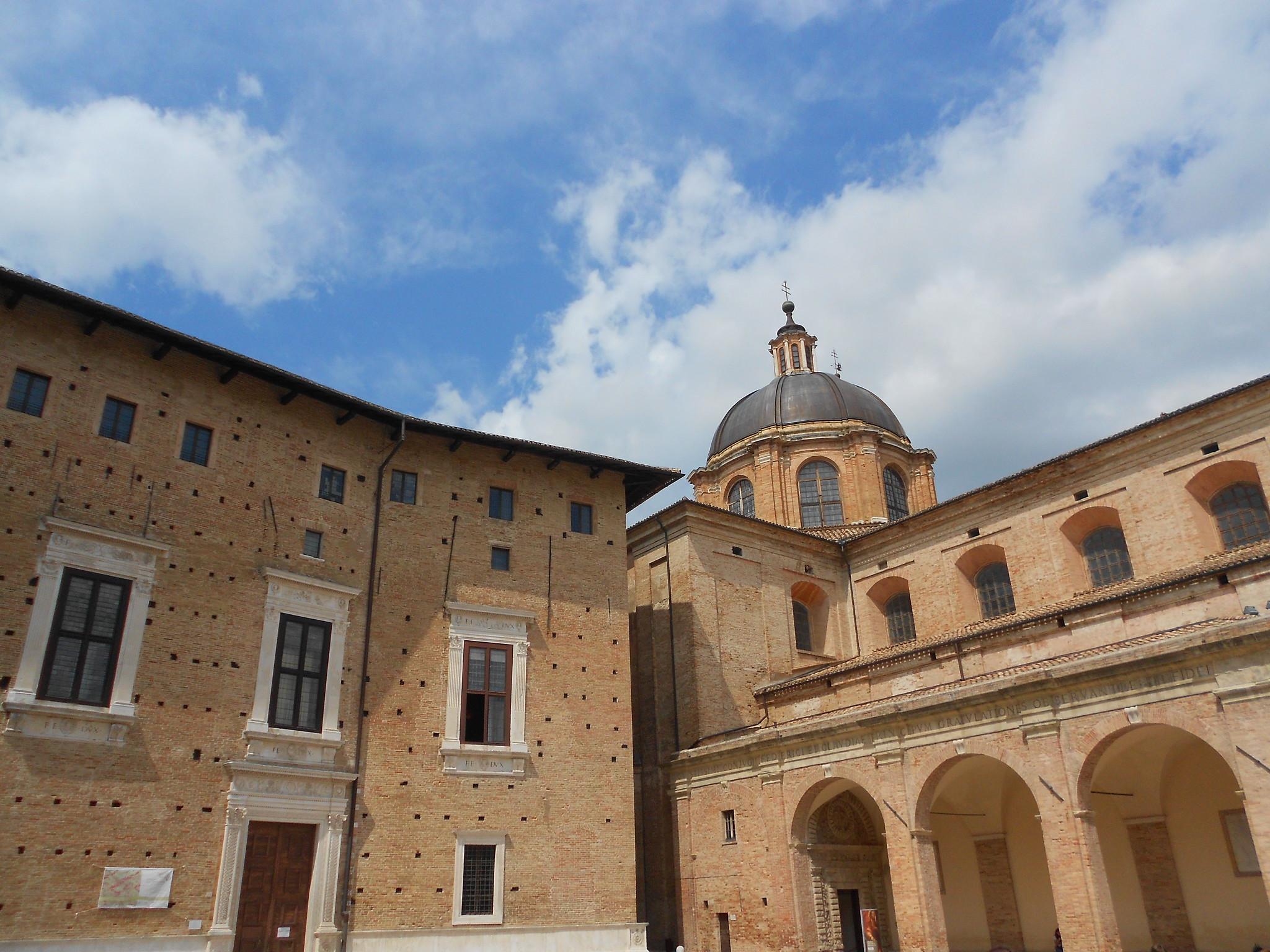 Palazzo Ducale Urbino Federico da Montefeltro