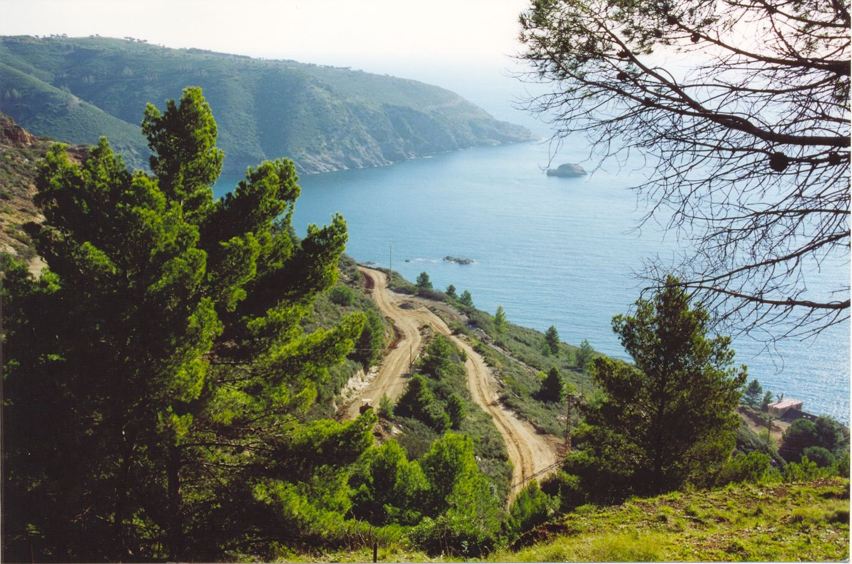 Parco Nazionale Arcipelago Toscano: i sentieri