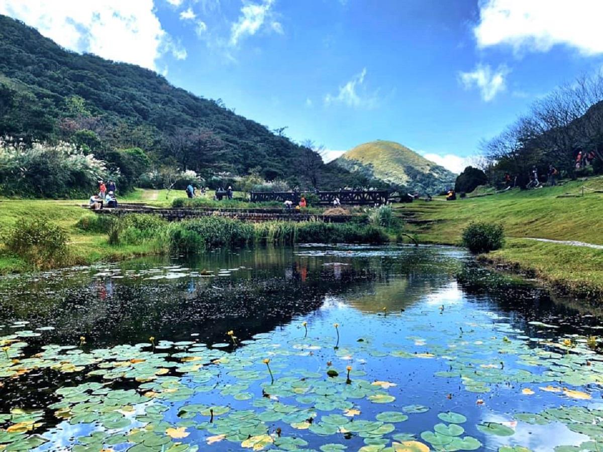 parco urbano della calma taipei