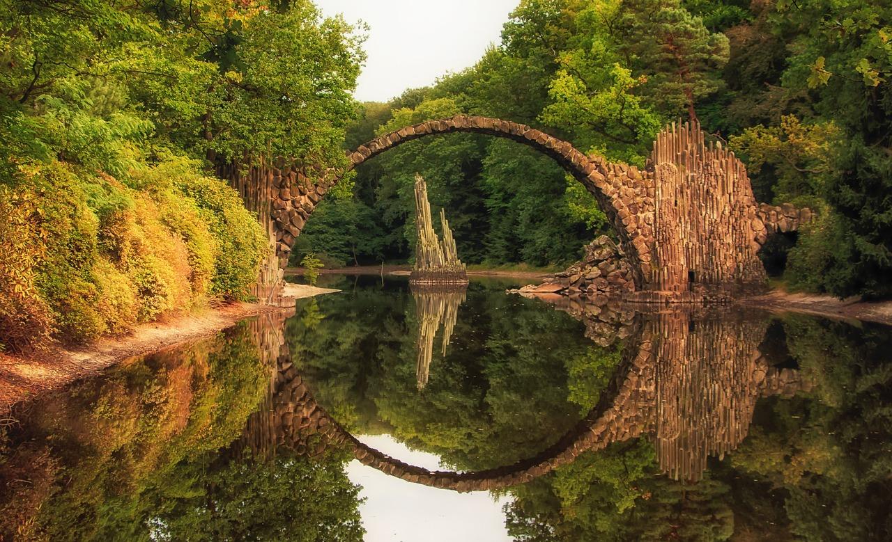 ponte del diavolo rakotzbrucke